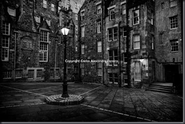 Carlos Alexandre Pereira - Inside Edinburgh - Edinburgh - 2013