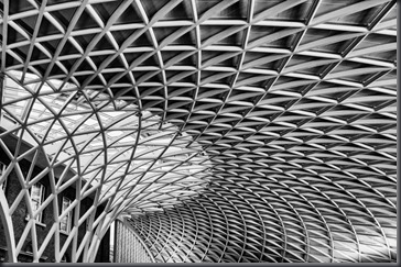 Carlos Alexandre Pereira - Kings Cross Station - Londres - 2013