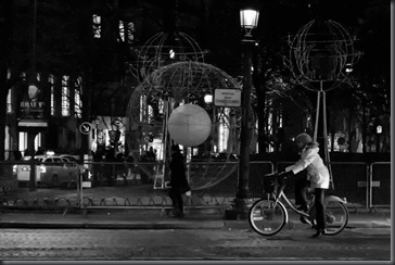Carlos Alexandre Pereira - Night Ride - Paris - 2013