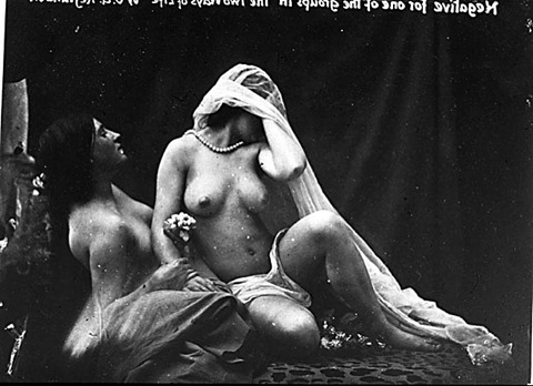 Oscar Gustave Rejlander - The Two Ways of Life - 1857