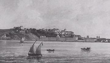 Autor Desconhecido - Rio de Janeiro - 1840