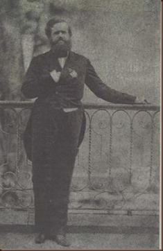 D Pedro II - Auto Retrato - 1860