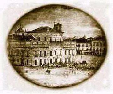 Louis Compte - Primeiro Daguerriotipo Rio de Janeiro - 1840