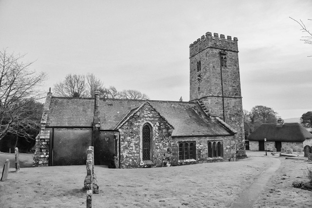 Dartmoor Small Church