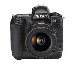 História da Fotografia - Nikon D1