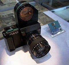 História da Fotografia - Sony Mavica
