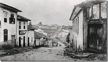 Militão Augusto de Azevedo - Ladeira de São Francisco - 1862