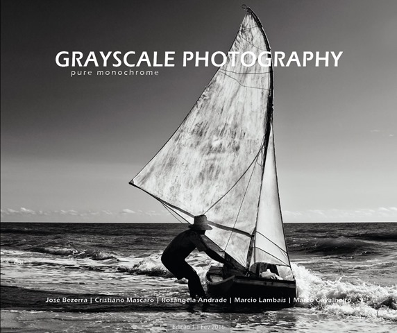 Grayscale Photography E001 - Fev 2016 - Capa